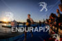Athlete exiting the water after the swim leg of the…
