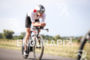 Harry Wiltshire (GBR) during the bike leg at Ironman France…