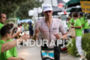 Harry Wiltshire (GBR) during the run leg at Ironman Vichy…