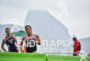 Andrew Lewis (GBR) and Mohamed (MAR) Lahna  during the run…