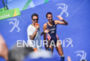 Grace Norman during the run portion of the 2016 Rio…