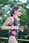 Sarah True during the run portion of the 2016 WTS…