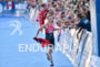 Flora Duffy during the finish portion of the 2016 WTS…