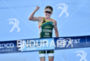 Henri Schoeman (RSA) during the finish portion of the 2016…