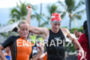 Daniela Ryf during the swim portion of the 2016 Ironman…