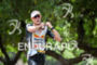 Sebastian Kienle during the run portion of the 2016 Ironman…