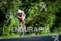 Justin Metzler during the  portion of the 2016 Ironman 70.3…